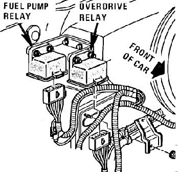 Dodge Journey Maf Sensor Location moreover Mitsubishi A C  pressor as well 1991 Nissan Maxima Starter Relay Location moreover Typical Toyota Abs Control Relay Wiring Diagram besides Ford Escort Fuse Box Repair. on f150 fuel pressure relay switch wiring diagram